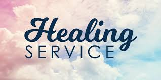 SERVICE WITH HEALING