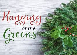 Hanging of the Greens & Advent Luncheon