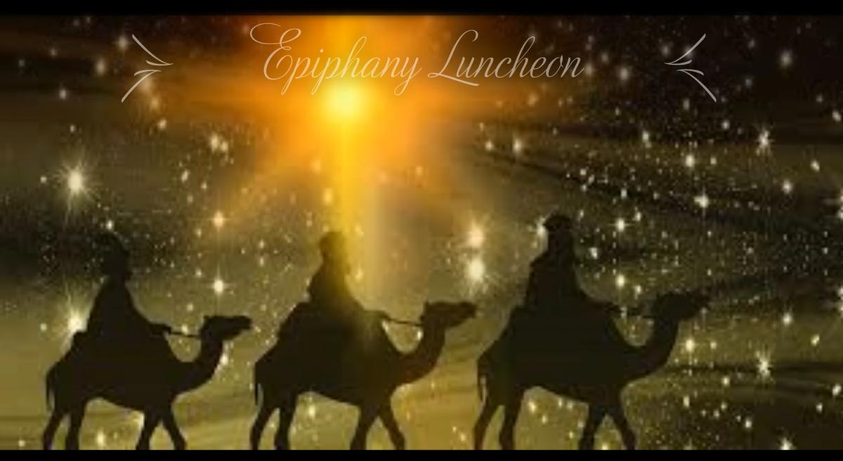 Epiphany Luncheon